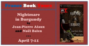 Nightmare in Burgundy Banner