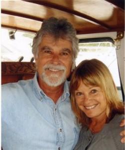 Cris and Linda